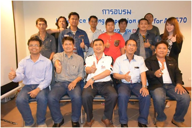 Enthusiastic Trainer and Participants In API 570 Training